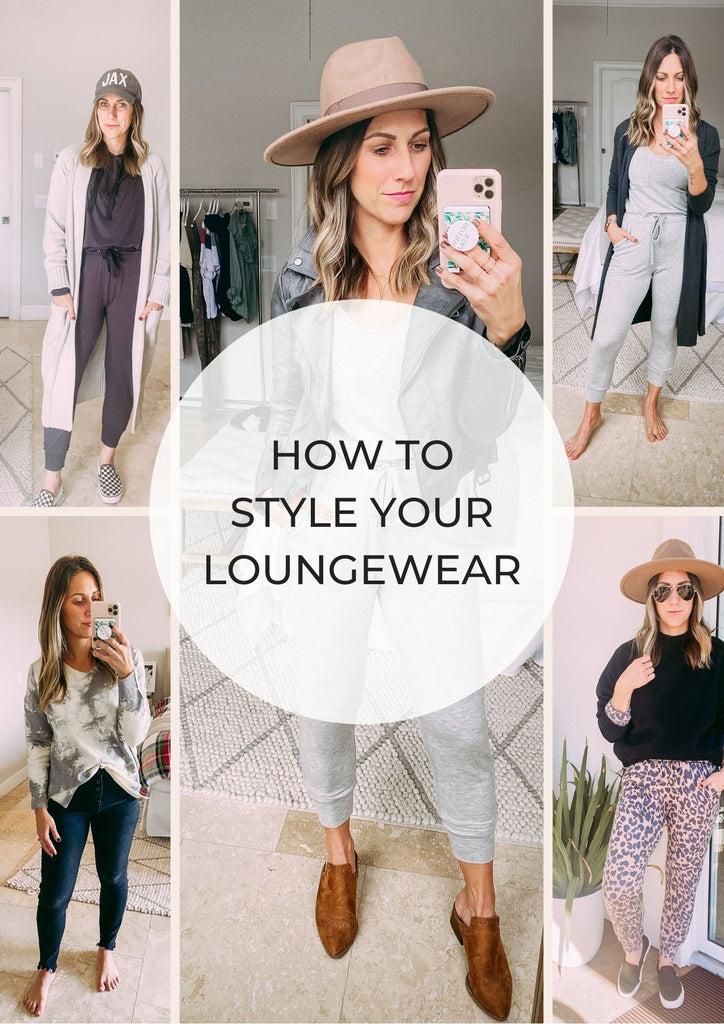 Tips to Style Your Loungewear