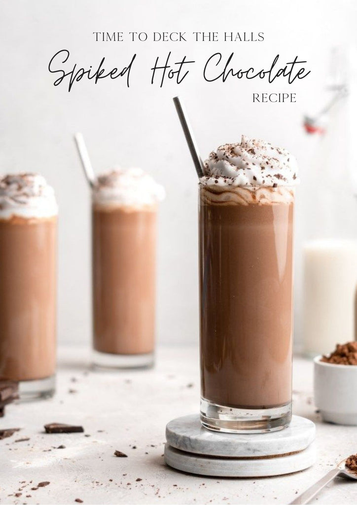 Best Spiked Hot Chocolate Recipe