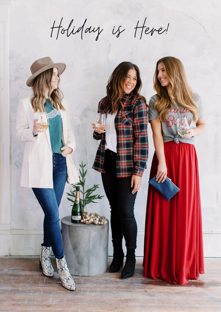 Holiday is Here! The new Holiday Collection has launched!