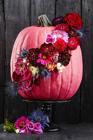 10 Cute and Easy No Carve Pumpkin Ideas for Halloween