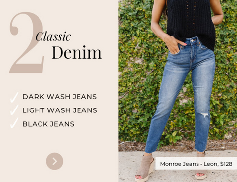 How to build a capsule wardrobe for Fall 2021