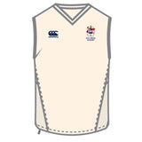 Cricket Sleeveless Overshirt - Senior