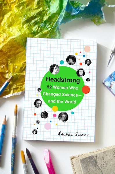 Headstrong women in science book review