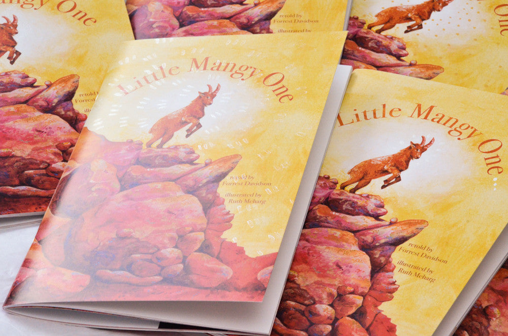 Little Mangy One - Limited Edition Softcover