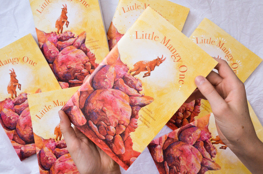 Little Mangy One - Limited Edition Softcover - Ruth Meharg
