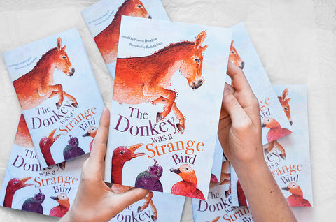 The Donkey Was a Strange Bird - Limited Edition Softcover