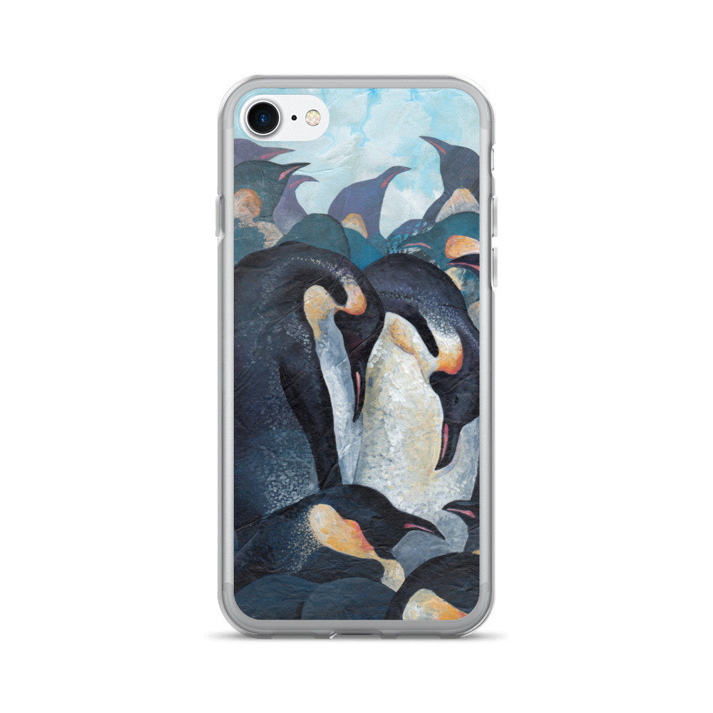 Emperor Penguins - iPhone 7/7 Plus Case