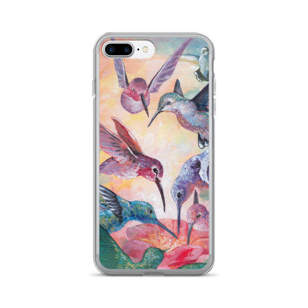 Hummingbirds - iPhone 7/7 Plus Case