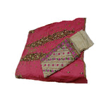 P-KARI1339 Phulkari Suit with Neck & Baaju