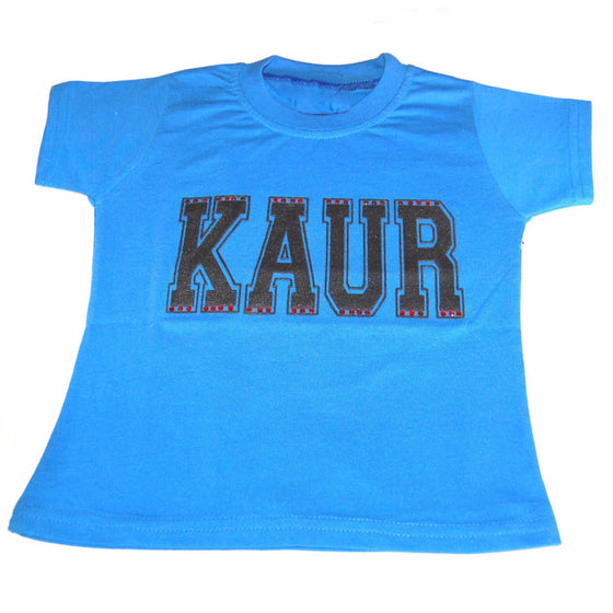 T-SHIRT1329 (KAUR)   KIDS.