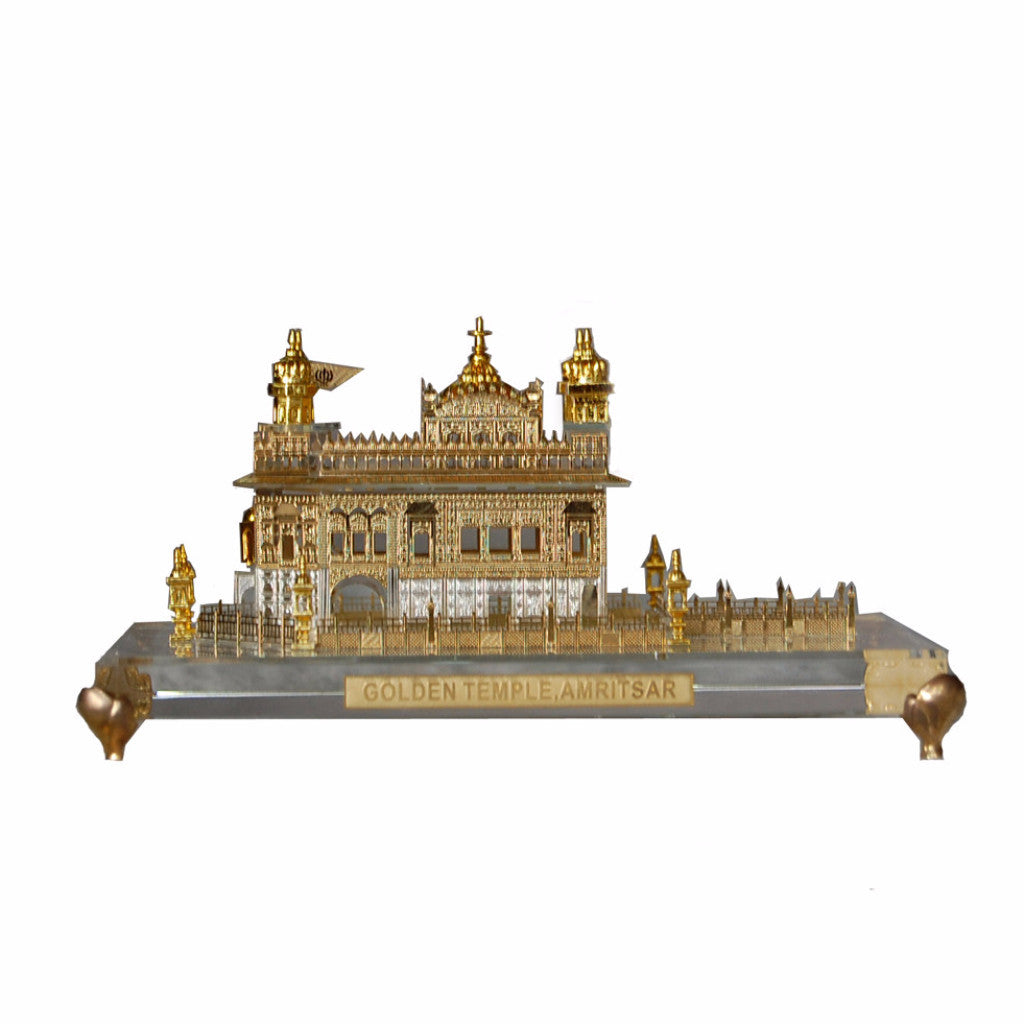 G-MDL1301 Golden Temple Model