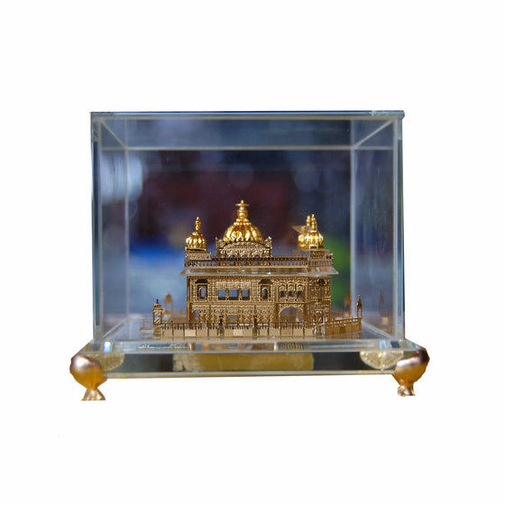 G-MDL1302 Golden Temple Model