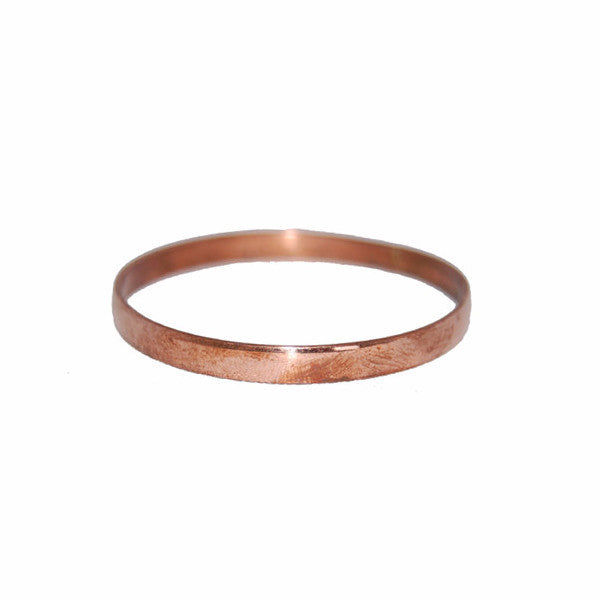 KRA1327 Classic Copper Kara (Kids)