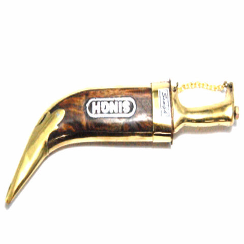 KRPN1342-Steel Metal Kirpan with wooden body