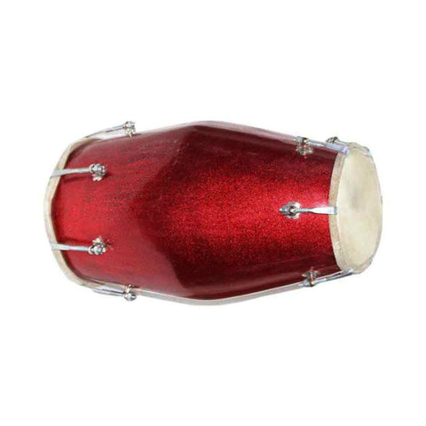 M-ISMT1314 Dholak (Red)