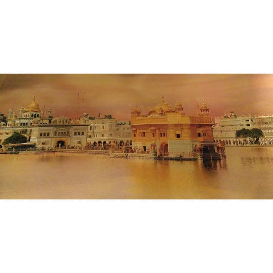 PSTR1342 Poster of  Harmandir Sahib