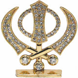 R-DSK1021 Khanda Model made of metal