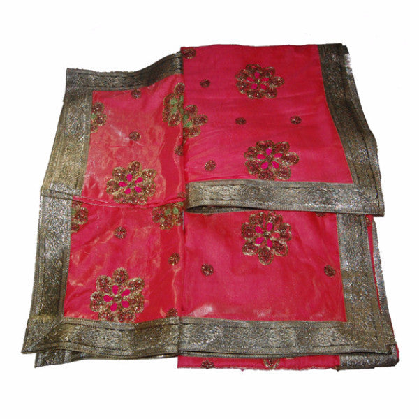 R-SHB1316 Rumala Sahib With (Thread & Sippi Work)