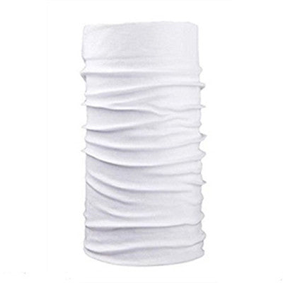 S-Ban1304 Stretch Bandana (White)