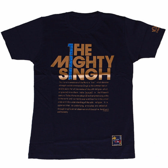 T-SHIRT1318 (THE MIGHTY SINGH)