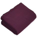 Turban Fabric with many options of size and fabric (Dark Plump)