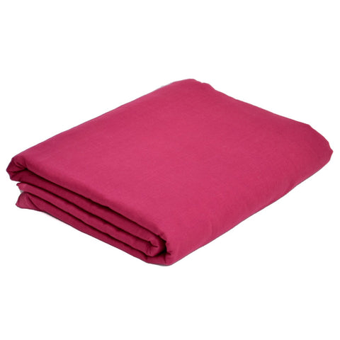 Turban Fabric with many options of size and fabric (Dark Fuchsia)