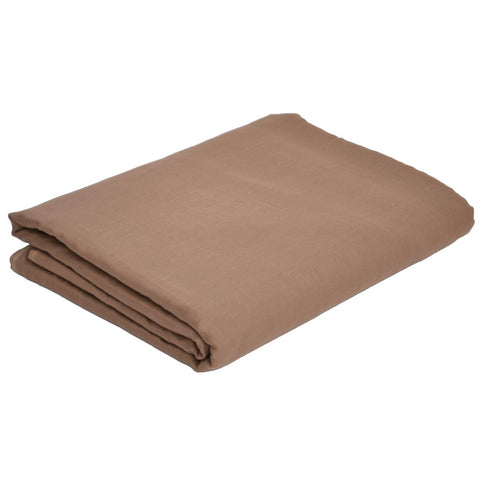 Turban Fabric with many options of size and fabric (Light Brown)