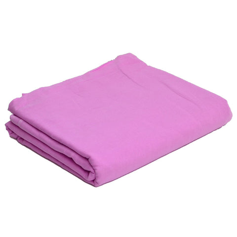 Turban Fabric with many options of size and fabric (Mauve Pink)