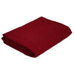 Turban Fabric with many options of size and fabric (Maroon)