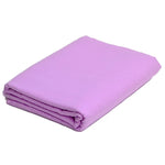 Turban Fabric with many options of size and fabric (Mauve)