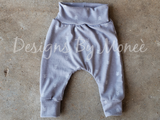 Baby Harlem Pants Outfit