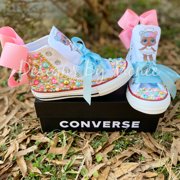 LOL Surprise Doll Bling Converse