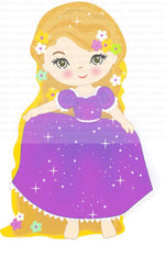 Princess Pillow Case