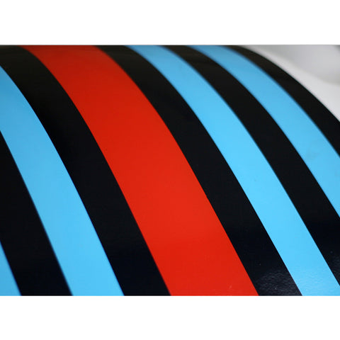 Martini Racing striping stickers | Set