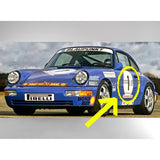 Deur sticker Porsche 964 Carrera Cup
