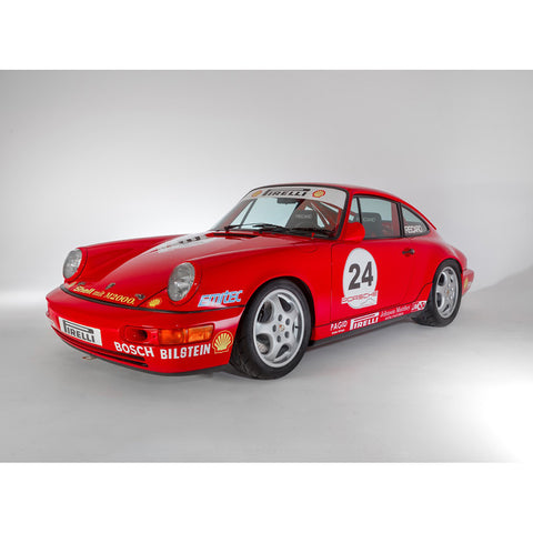 Complete sticker set Porsche 964 Carrera Cup 1992