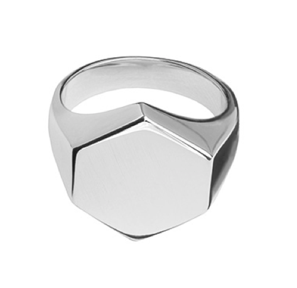 Men Cell Ring Medium