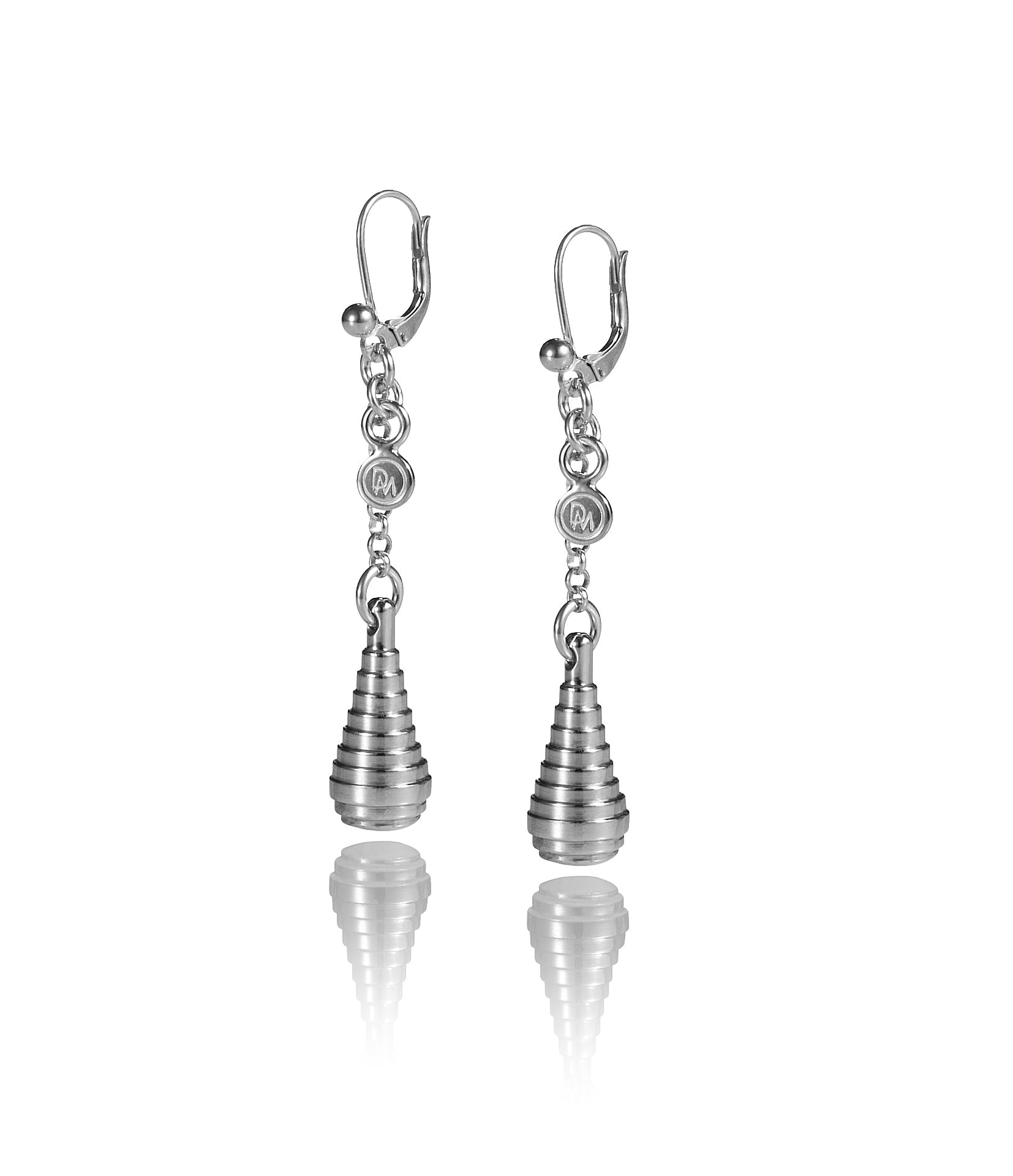 Drop Earrings silver