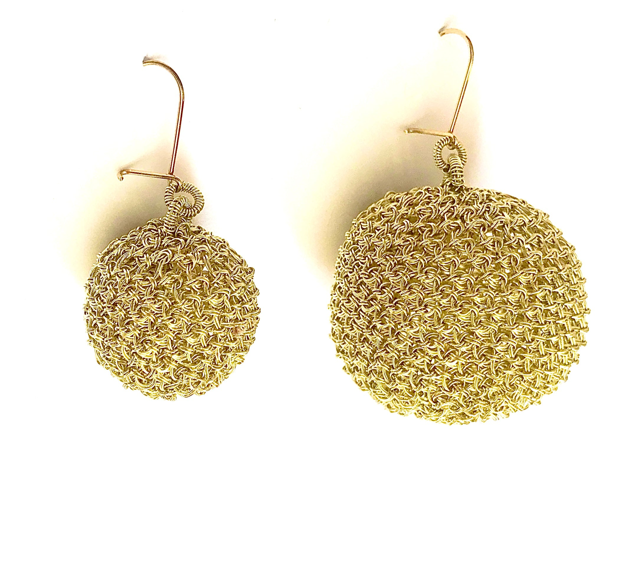 Perle D'Oro Earrings, Venice Collection