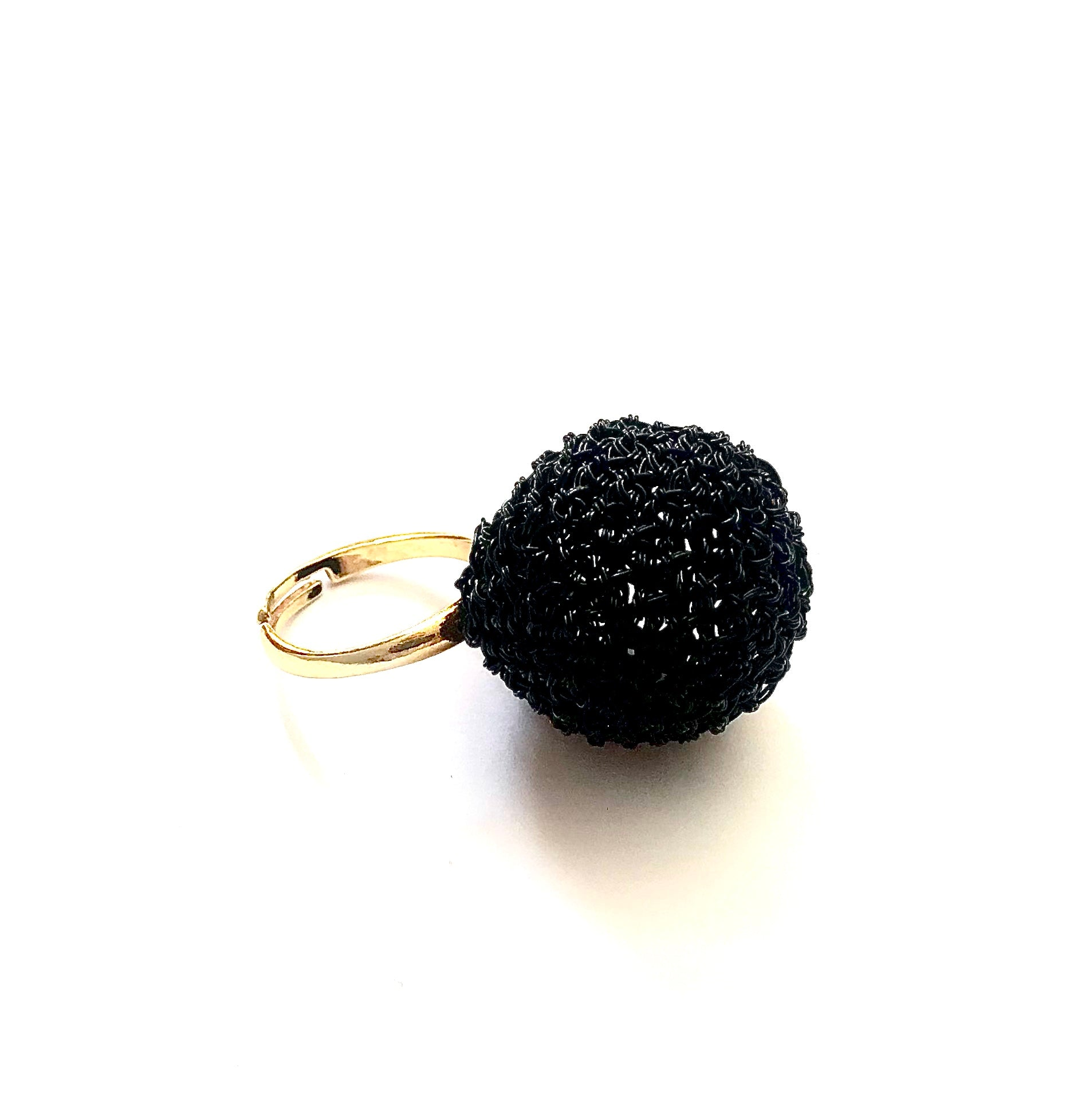 Perla Nera Ring, Venice Collection