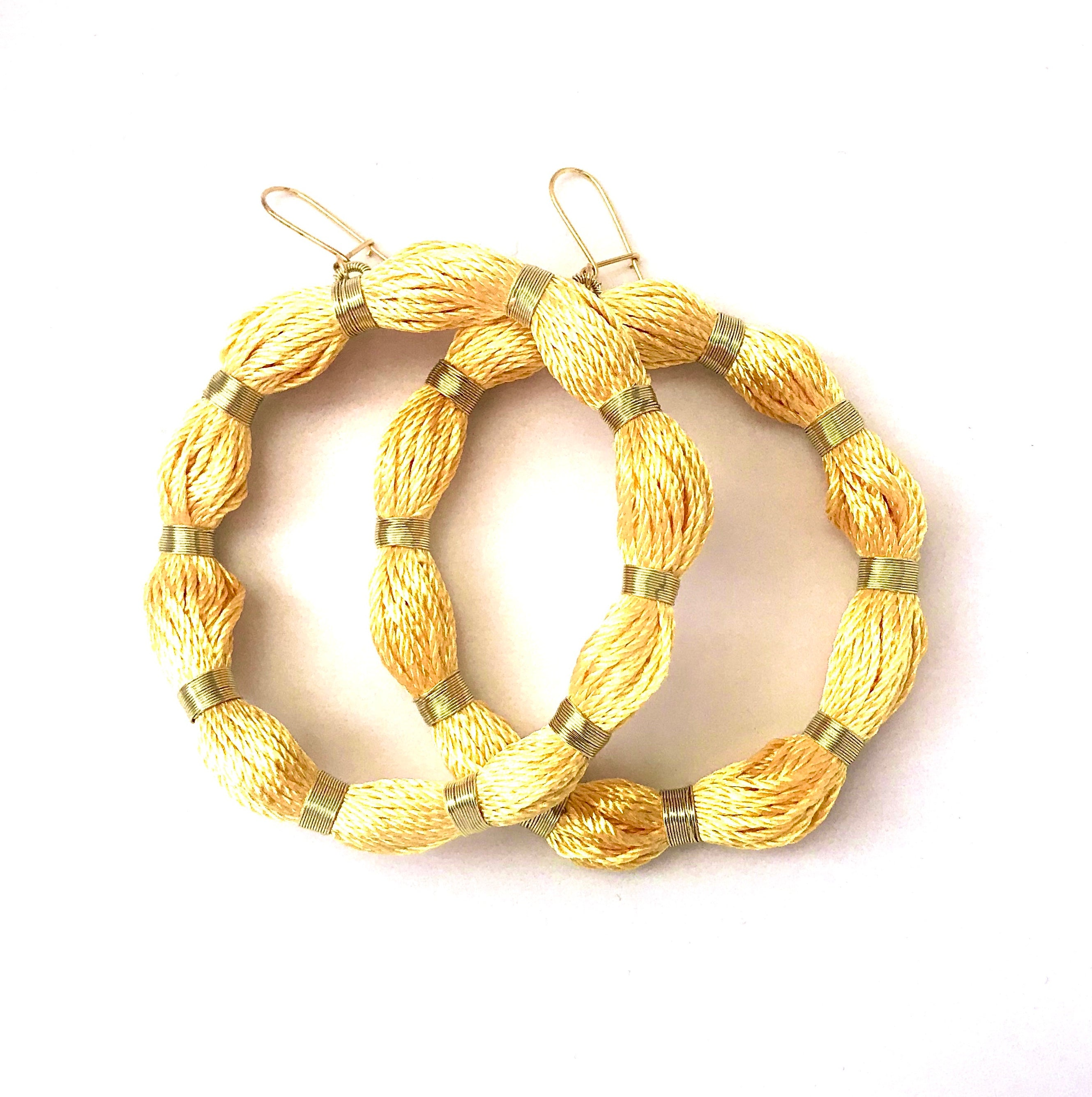 Giallo Hoops, Venice Collection