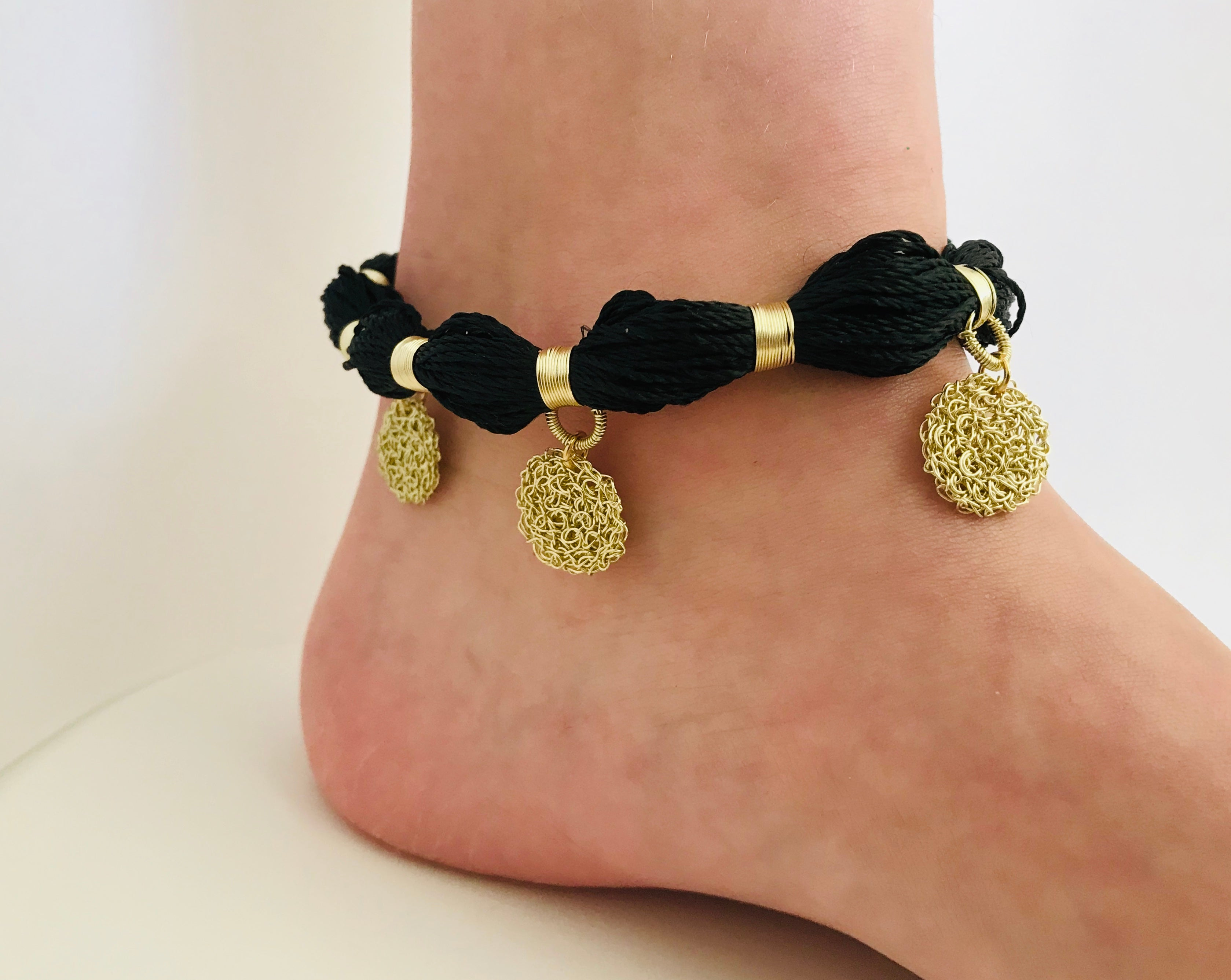 Notte Anklet, Venice Collection