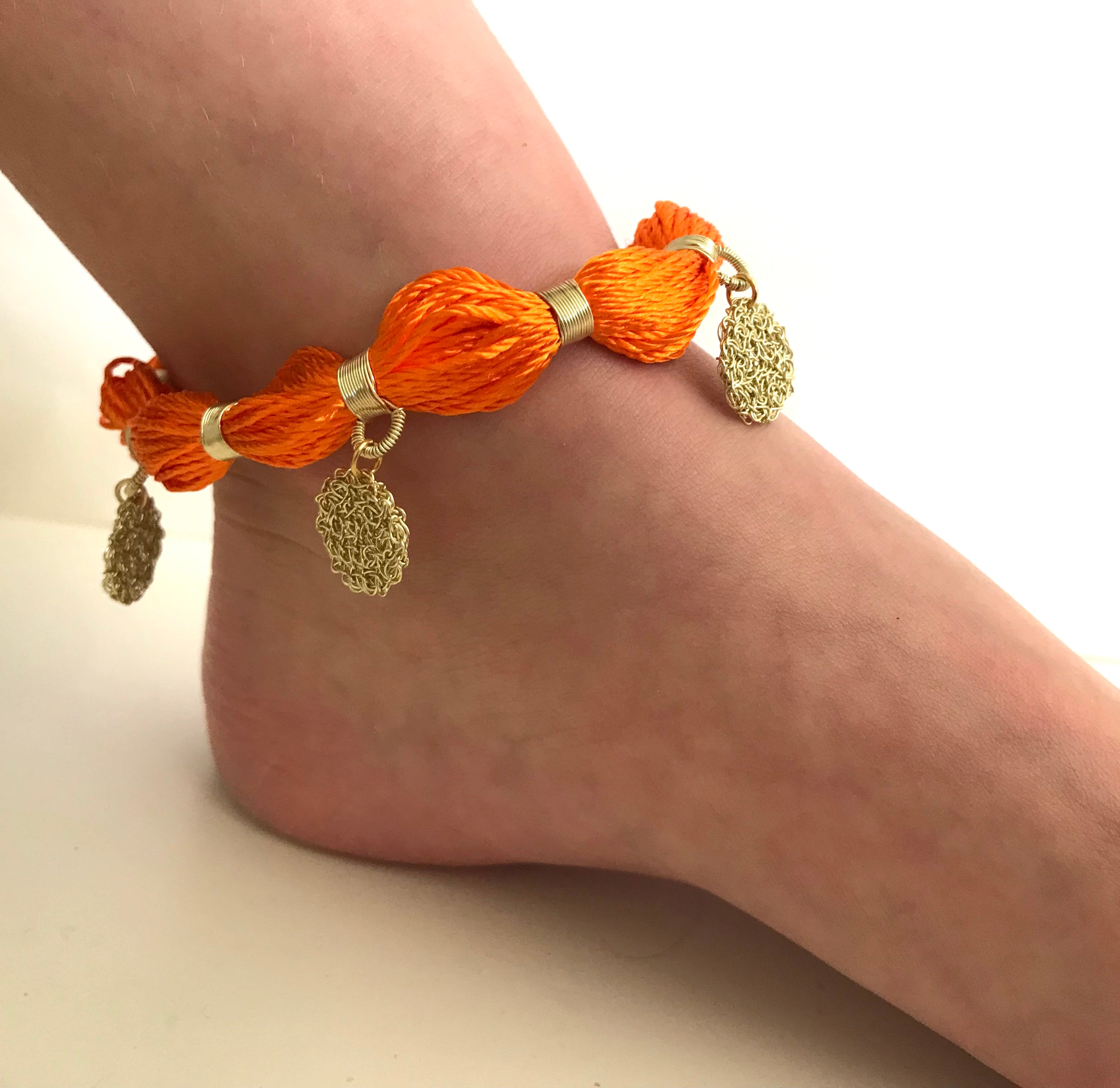 Arancia Anklet, Venice Collection