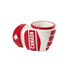Tasse à gants de hockey