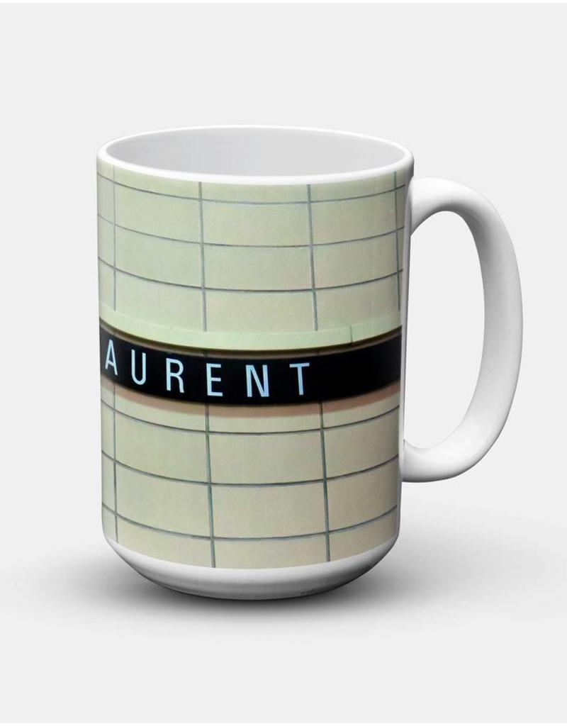 Tasse Saint-Laurent