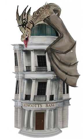 Harry Potter - Gringotts