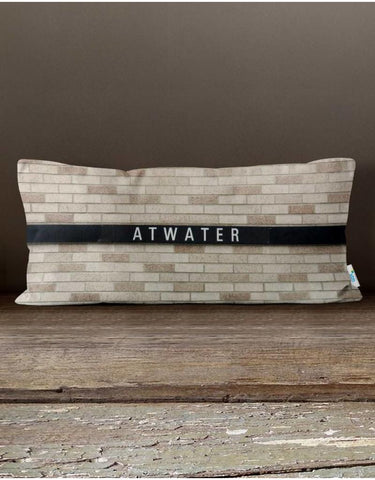 Coussin Atwater / Guy-Concordia