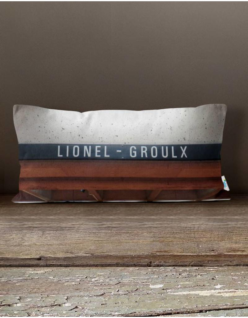 Coussin Lionel-Groulx