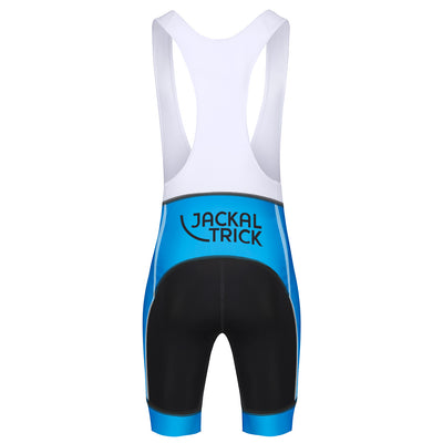 JACKAL TRICK-MEN'S FORM BIB SHORT