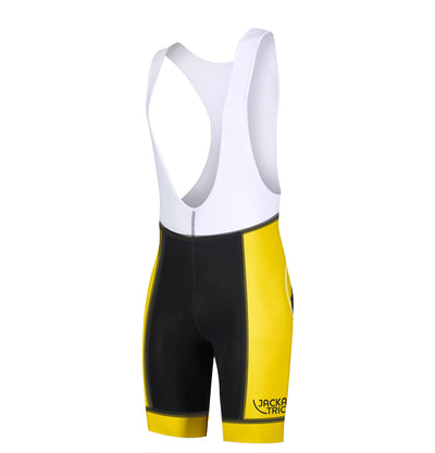 JACKAL TRICK-MEN'S CUSTOM FORM BIB SHORT